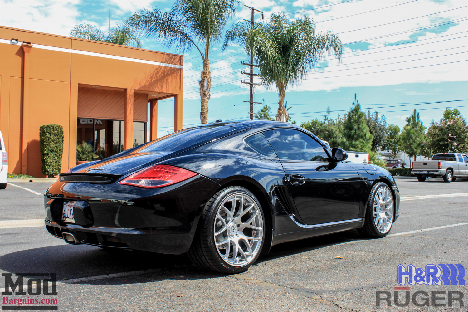 Bolt On Up To 40whp With These Mods For 987 Porsche Cayman S
