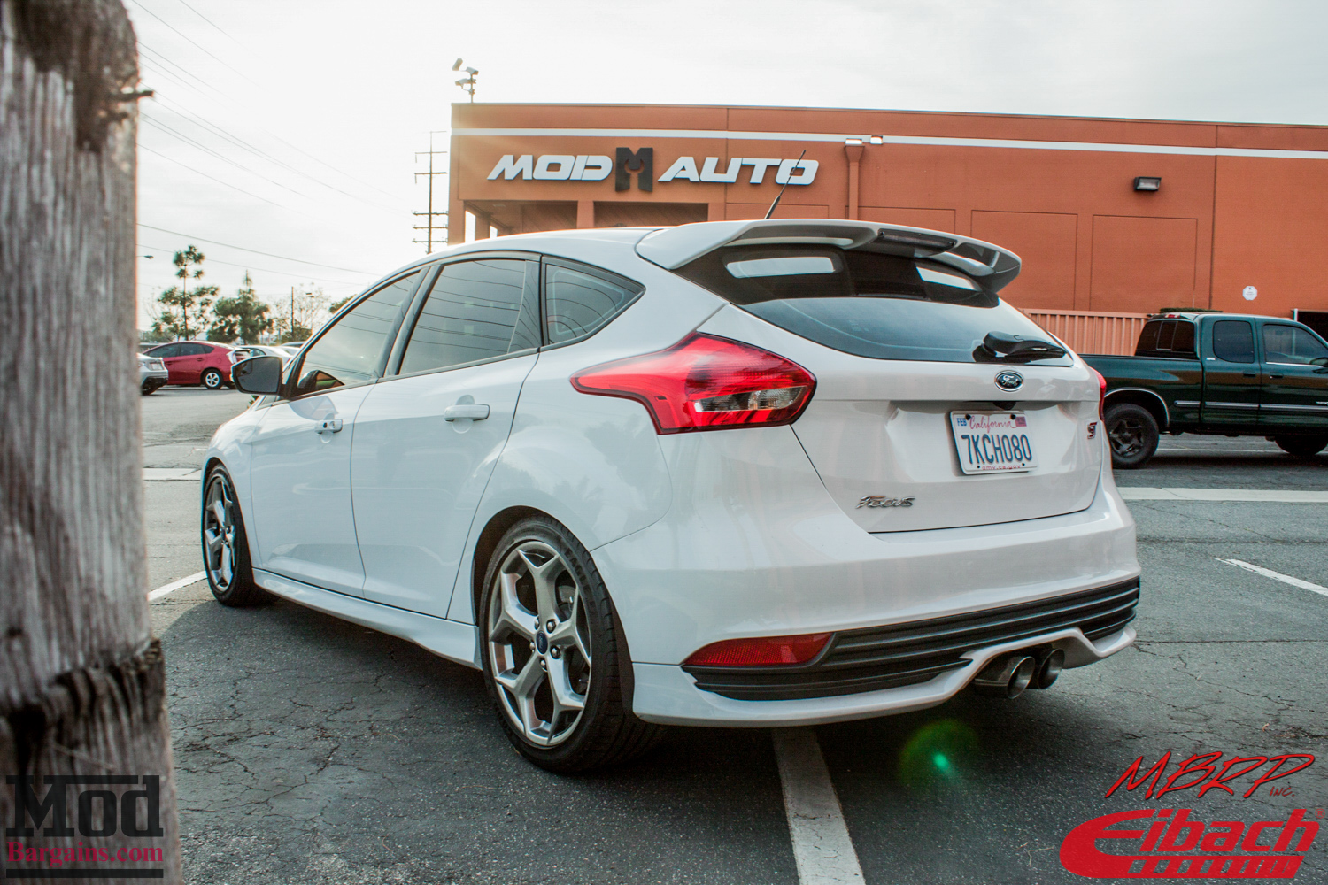 eibach lowered 2015 ford focus st gets wagner tuning. Black Bedroom Furniture Sets. Home Design Ideas