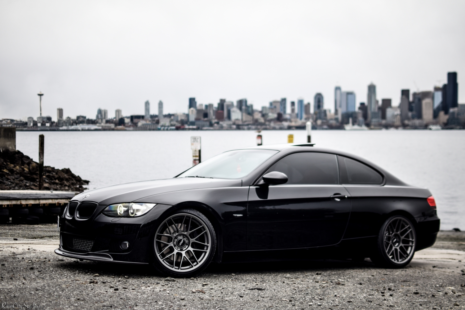 400awhp E92 Bmw 335xi Prowls The Mean Streets Of Wa