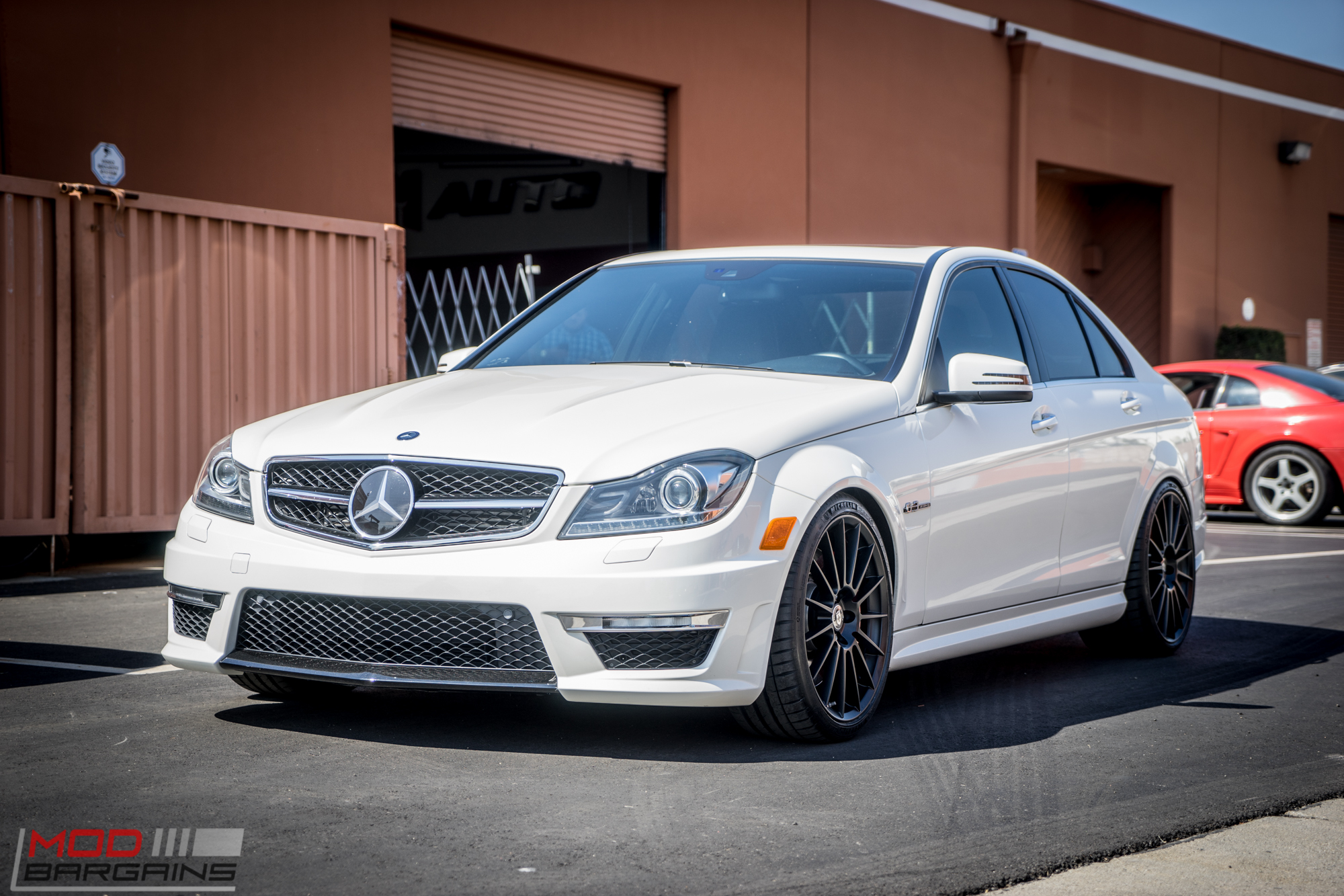 w204 c63 amg on hre ff15s tries new michelin pilot 4s. Black Bedroom Furniture Sets. Home Design Ideas